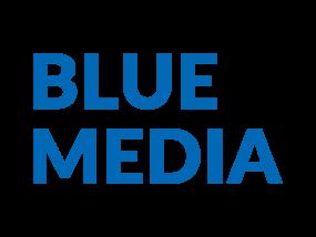 Logo Blue Media